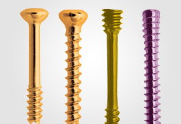 Cannulated Screws - Manufacturer and supplier of orthopedic implants