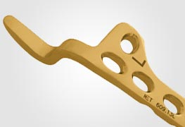 Clavicle Hook Plate 3.5