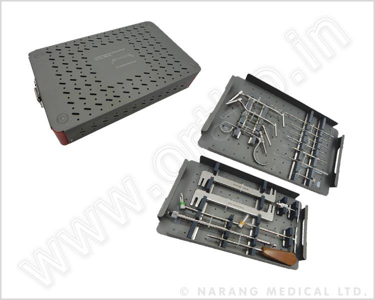 Large Fragment Instruments Set, Large Fragment Instruments