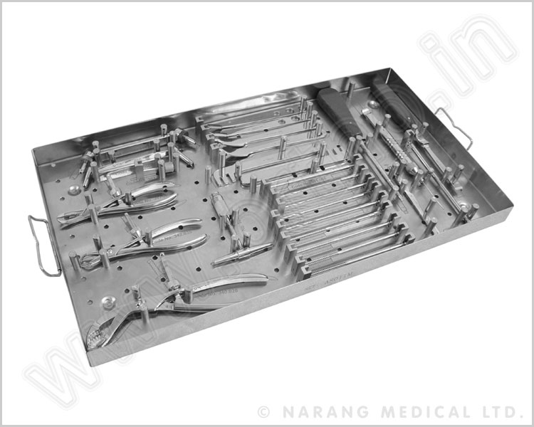 5mm Drill Bit >> Small Fragment Instruments Set, S.S., Manufacturer, Suppliers, Orthopaedic Implants ...
